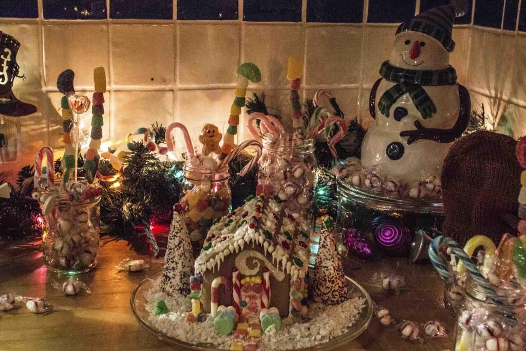 Linda Seger's Gingerbread House