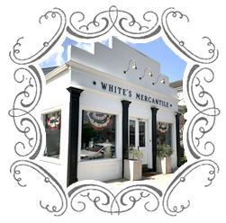 White's Mercantile | follow us on facebook