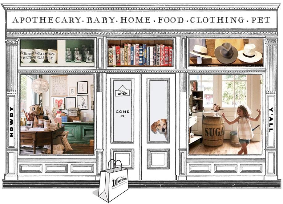 White's Mercantile | Storefront