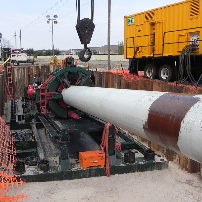 Direct Pipe<sup>®</sup> Drilling