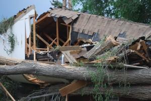 wind damage repair tempe