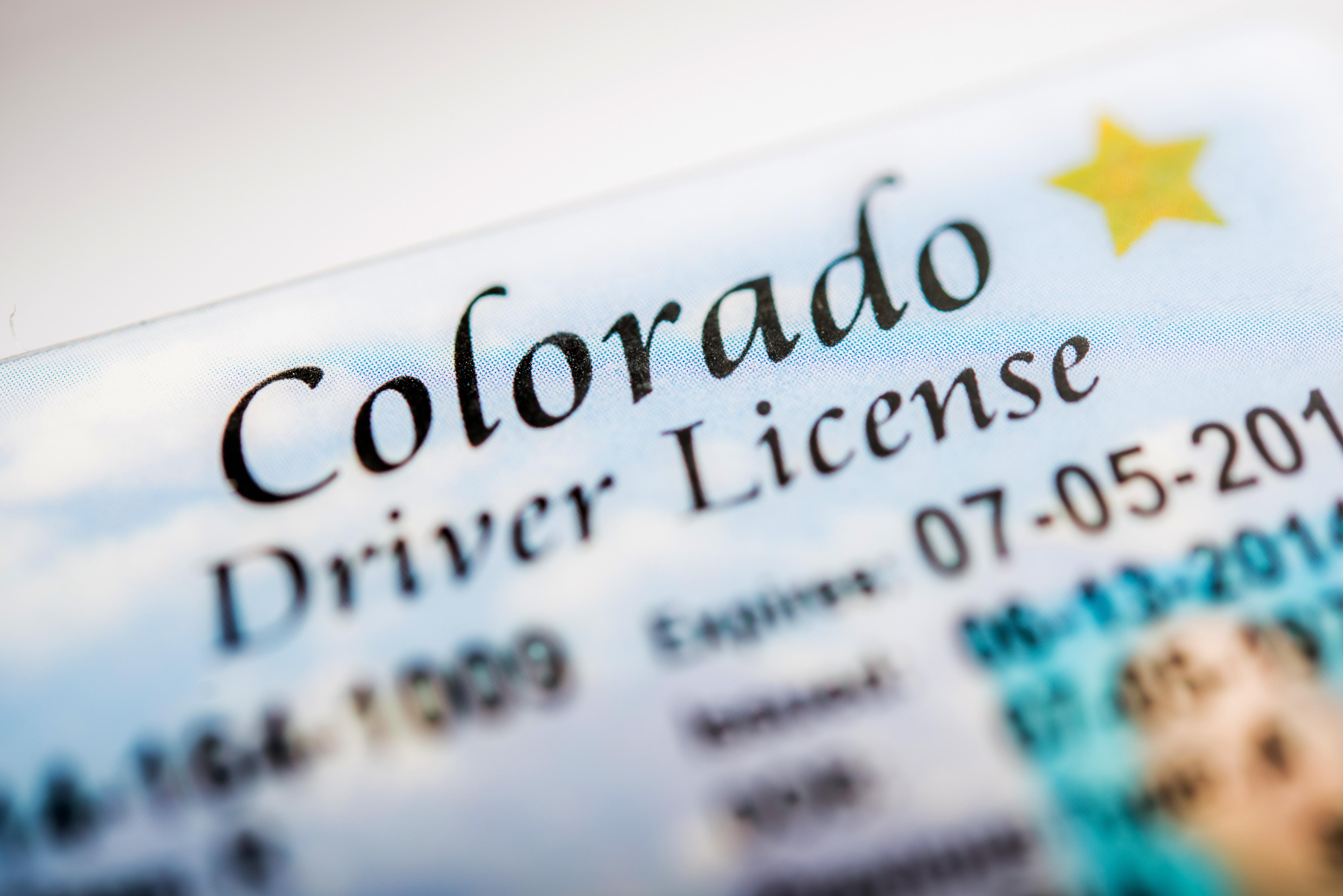Colorado DMV Point Suspension Lawyer