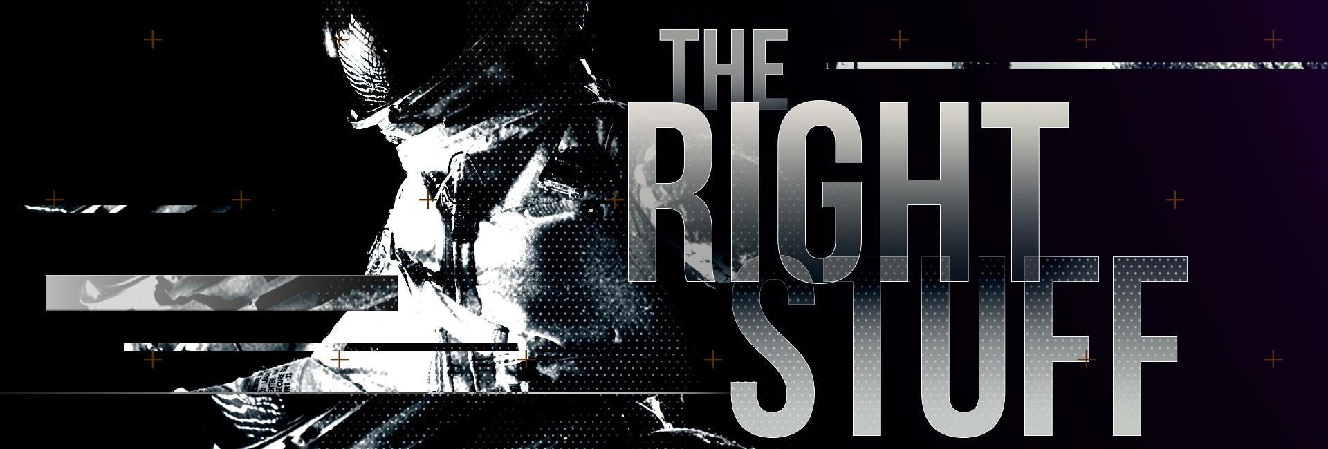 The Right Stuff Web