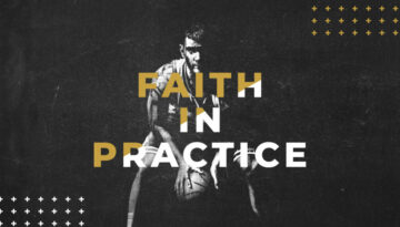 Faith In Practice Slide