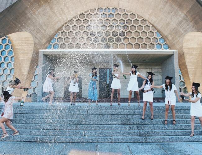 2020 college graduate