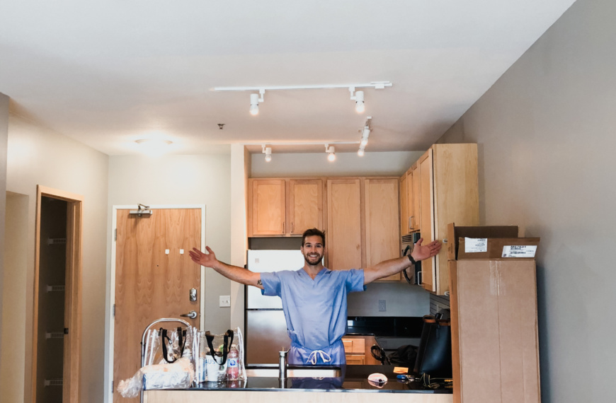 All of the Tips for Moving Into Your First Apartment