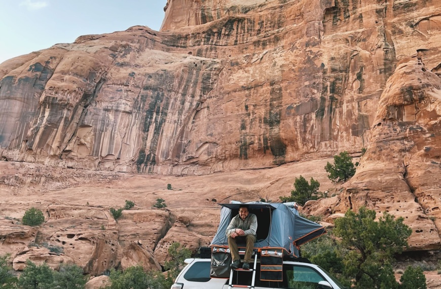 A Week in Moab: Sightseeing, Free Camping, & Hiking