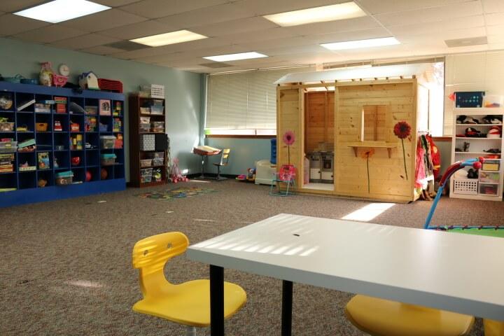 Imaginative Playroom