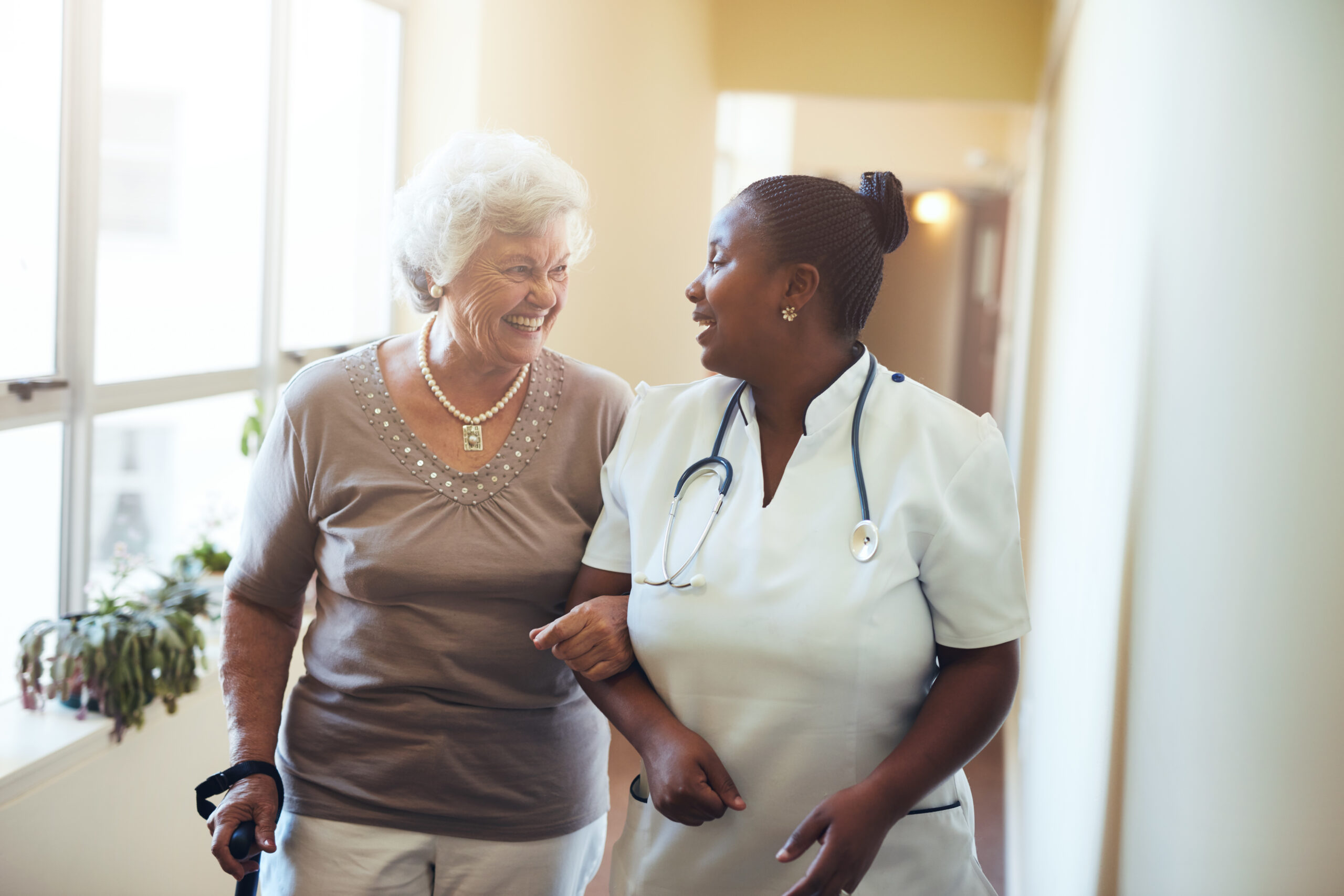 How to combat loneliness in Long Term Care