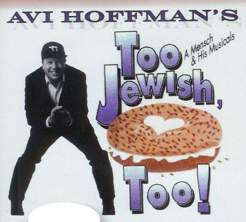 Avi Hoffman's Too Jewish Merchandise