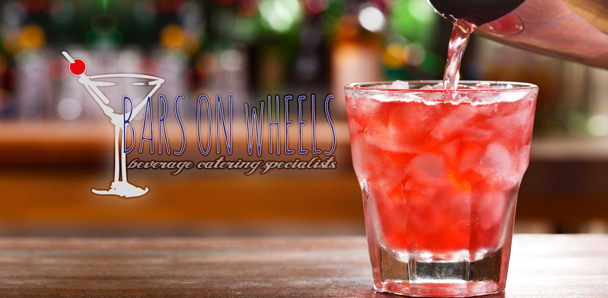 Bars On Wheels Beverage Catering Specialists