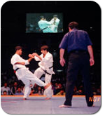 Kaicho in competition