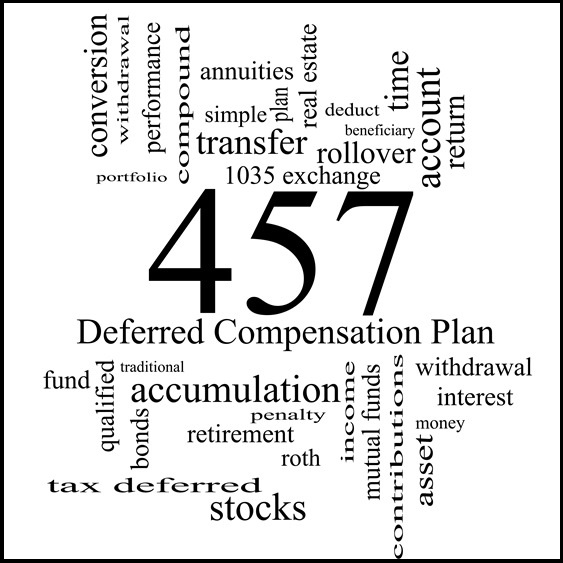 Deferred Compensation 457 Plan