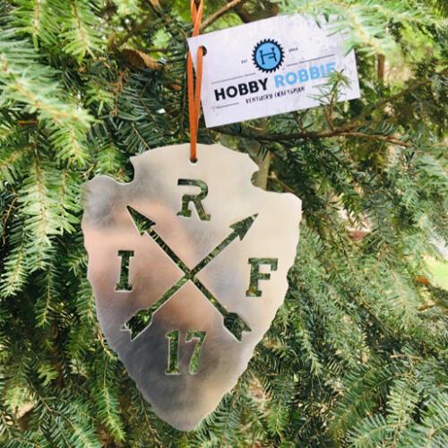 Arrowhead-Ornament