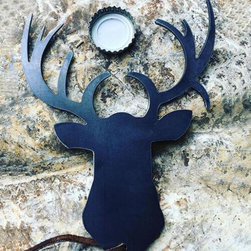 Buck-Bottle-Opener