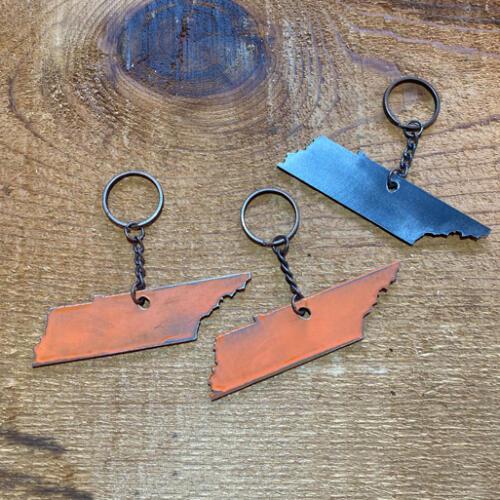 Tennessee-Keychain