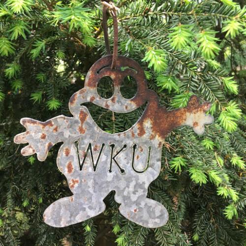 WKU-Ornament