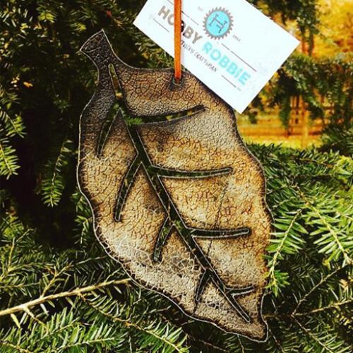 leaf-ornament