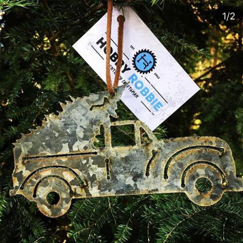 truck-ornament