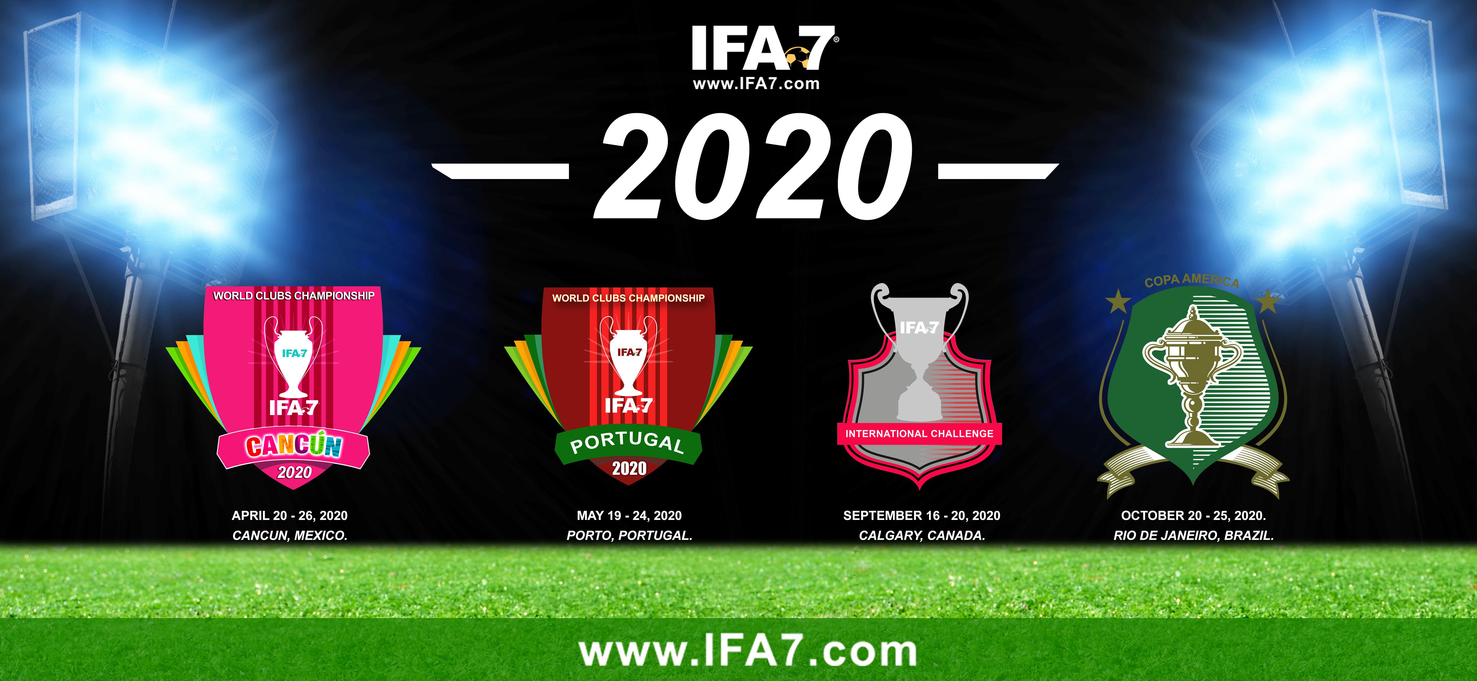 IFA7 2020 Events.