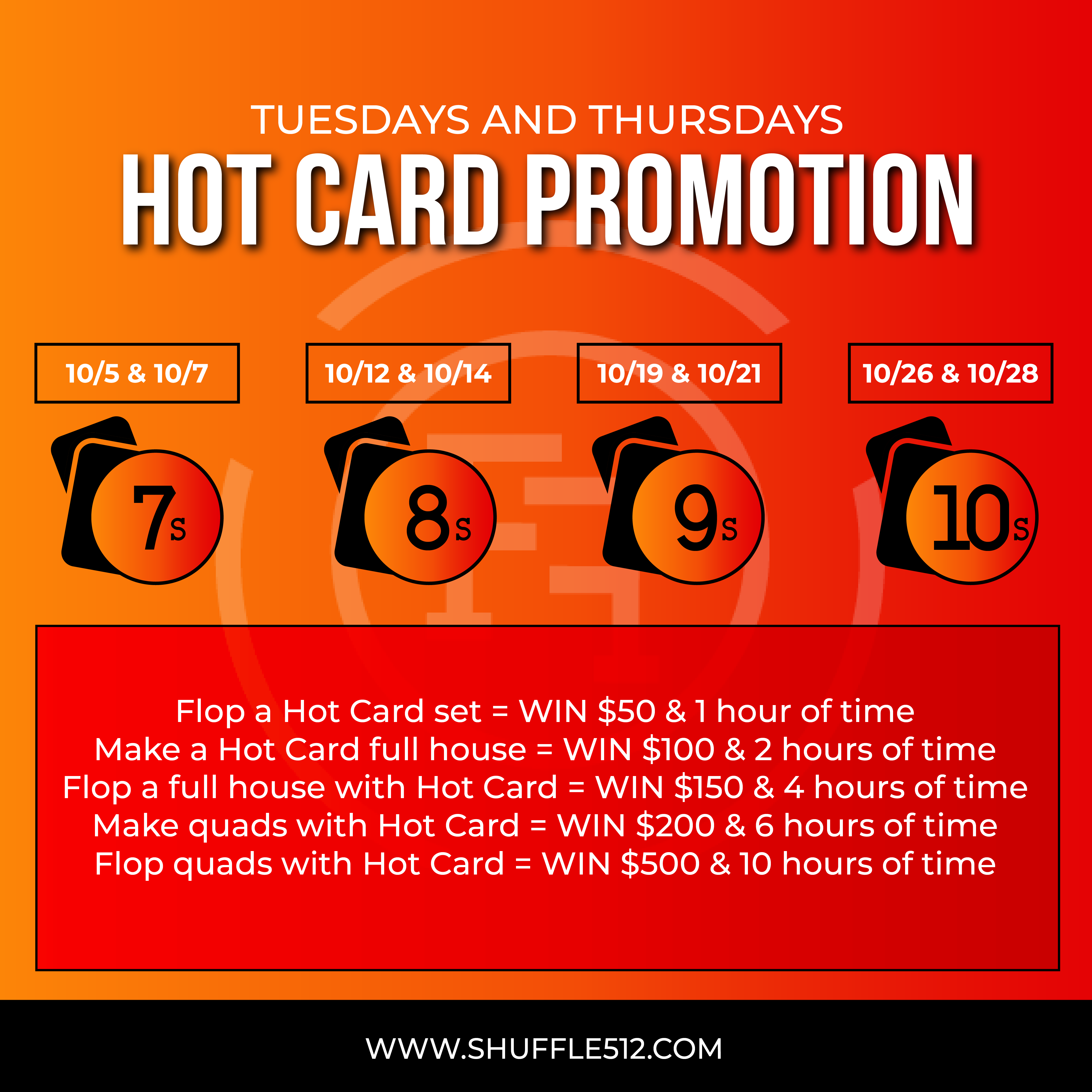 Shuffle 512 Hot Card Promotion 7s square-01
