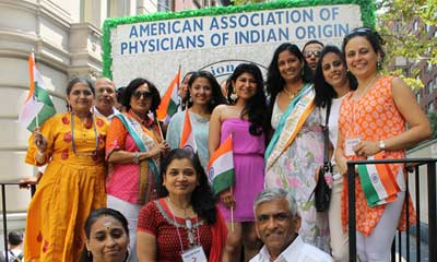 India Day Parade NY 2014
