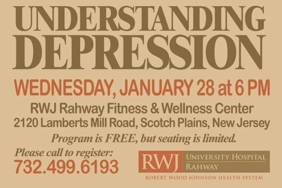 SAMHIN Understanding Depression Workshop