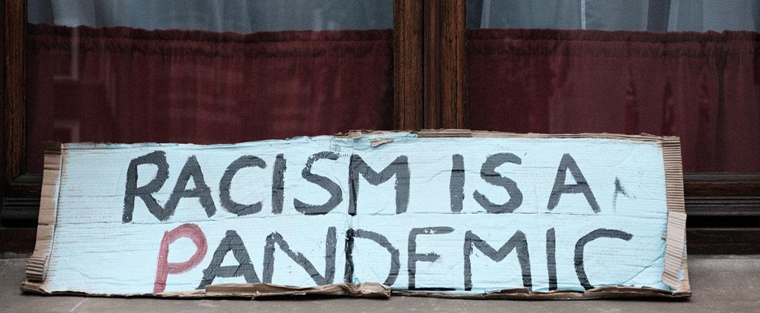 Racism webinar May 16, 2021