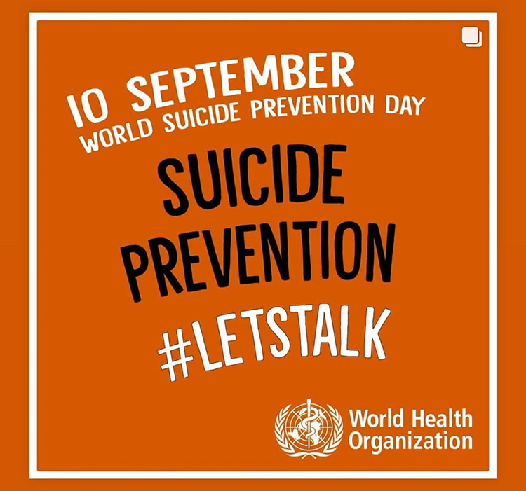 Suicide Prevention Day 2021