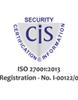 Certification 1