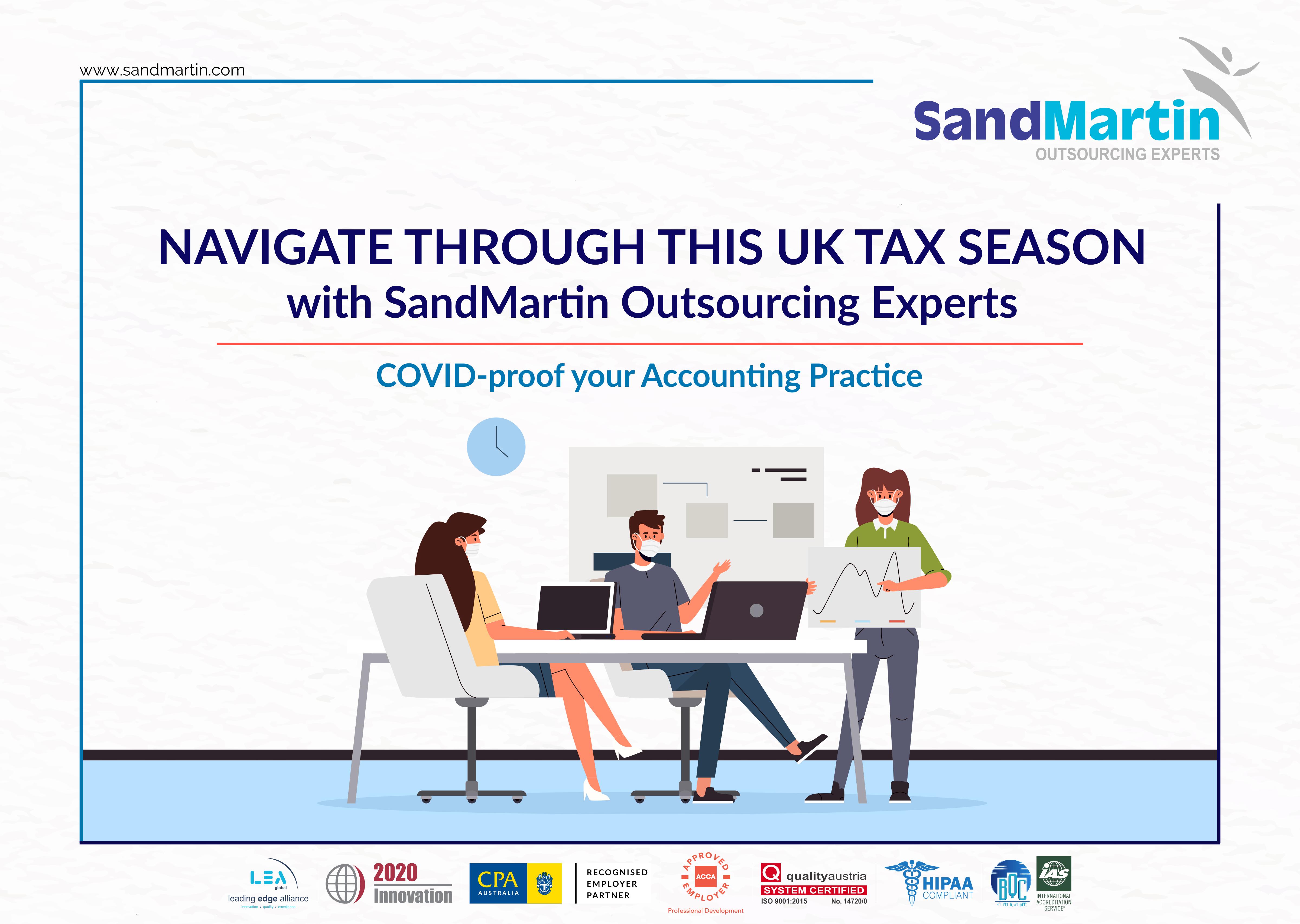 Beat the Rush of this UK Tax Season with SandMartin