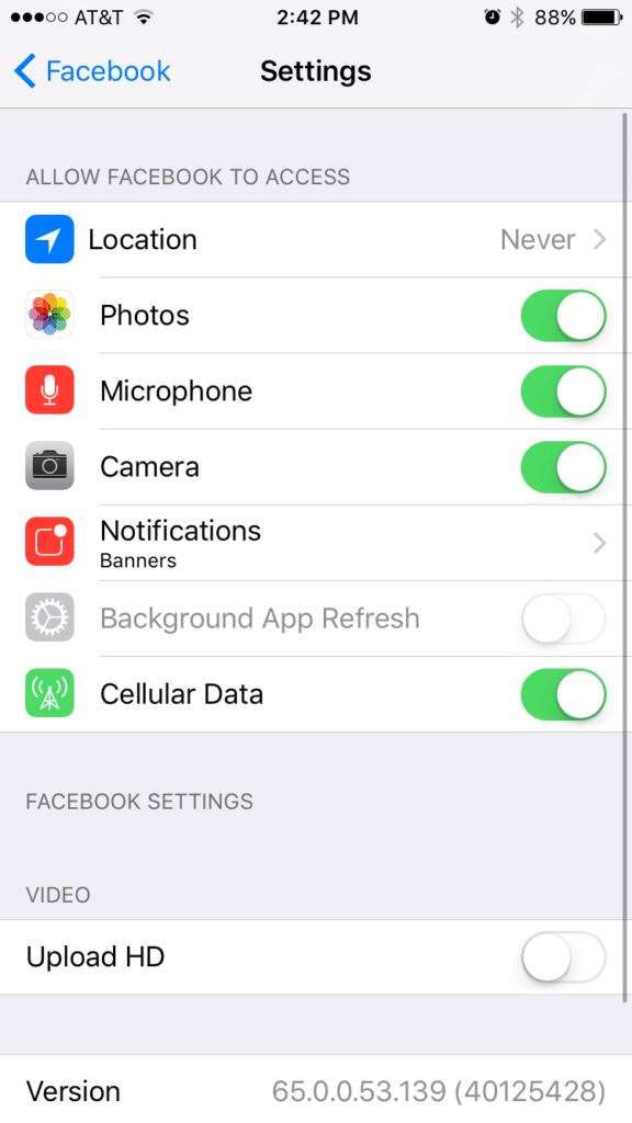 You can adjust your Background App Refresh settings and save your iPhone's battery.