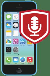 iPhone 5c Microphone