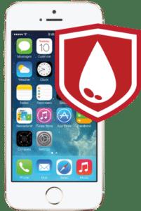 iPhone 5s Liquid Damage