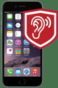 iphone 6 Ear Speaker