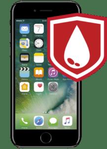 iPhone 7 Liquid Damage