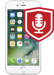 iPhone 6s Microphone