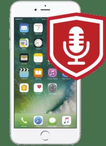 iPhone 6s plus Microphone