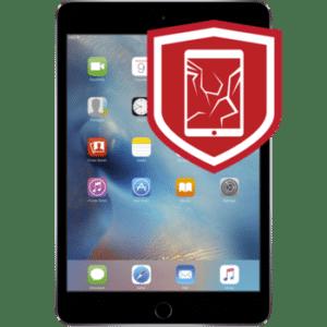iPad mini cracked glass