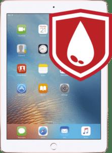 iPad Pro 9.7 Liquid Damage