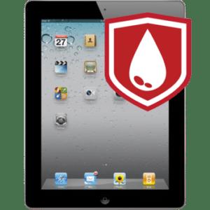 iPad 2 Liquid Damage