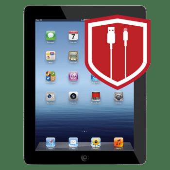 iPad 4 Charging Port