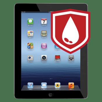 iPad 4 Liquid Damage