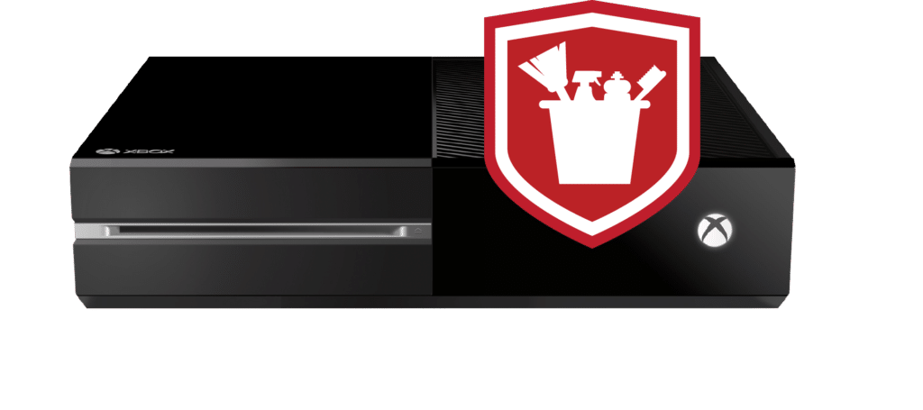 xbox one cleaning tuneup