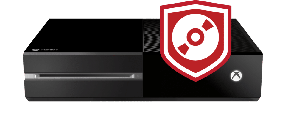 xbox one laser and disc rear errors