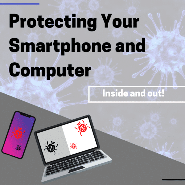 keeping smartphone virus free