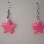 Pink Stone Star