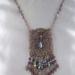 Amulet Bag, Amethyst Purple