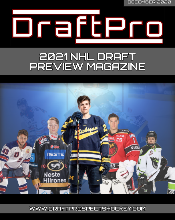DRAFTPRO – 2021 DRAFT PREVIEW MAGAZINE