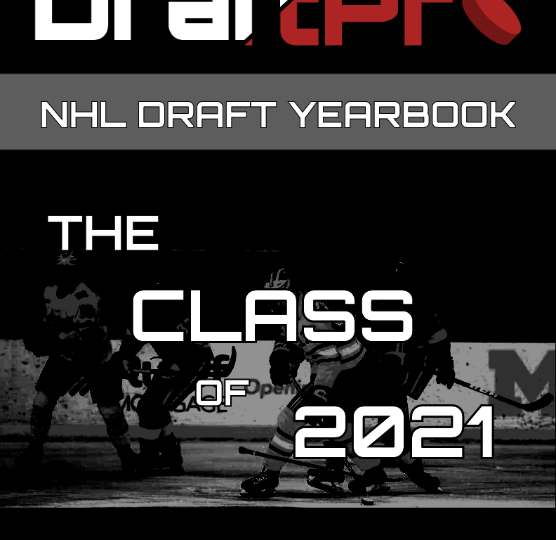 DRAFTPRO – 2021 NHL DRAFT YEARBOOK (50% OFF)
